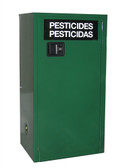 Securall AG305 Pesticide Storage Cabinet, 12 gal Self Close, T-Door