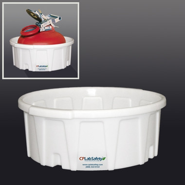 Cp Lab Safety Sc 30010 Secondary Liquid Waste Container