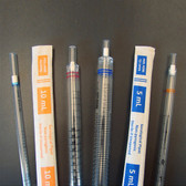 Serological Pipettes, 25mL, Individually wrapped, Sterile, 50/bag, 200/case
