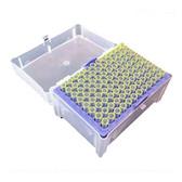 10-200ul MicroPette Universal Tips, Non-Sterile Yellow, Rack 10 x 96 (960)