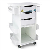 TrippNT 51728 MRI Core DX Storage Cart by TrippNT