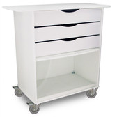 TrippNT 51801 Core EW Extra Wide Storage Cart by TrippNT