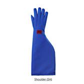 Tempshield SHLWP Waterproof Cryo-Gloves, Shoulder Length, 1 Pair