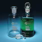 300mL, B.O.D. Bottle, Unnumbered, case/24