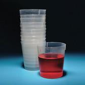 Stackable Beaker, 120mL, case/1000