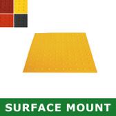 UltraTech 0750 Retrofit ADA Mat, Compliant Detectable Warning Tile, 2 x 2'