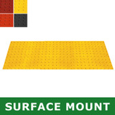 UltraTech 0752 Retrofit ADA Mat, Compliant Detectable Warning, 2 x 5'