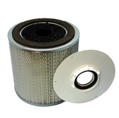 Primary HEPA Filter Cartridge with activated alumina/ potassium permanganate