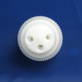 3- Port Cap/ Filling Cap for Nalgene 38-430 Bottle, Complete Kit