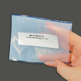 "2.5mil Thick Modified, PTFE Bags, pack 10, 5"" x 4"", pack/10"