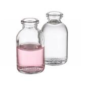 20mL Serum Bottle, Clear Borosilicate Glass, case/288