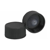 Wheaton 239253 20-400, Phenolic Black Caps, Polyethylene Cone Liner, case/144