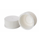 Wheaton 240726 45mm Caps, PP White, Inner-Seal, case/12