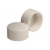 Wheaton 241009 15-425 Caps, Urea White, Foil Liner, case/1000