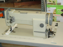 YAMATA 618 INDUSTRIAL SEWING MACHINE WALKING FOOT BIG-BOBBIN SERVO MOTOR LEATHER