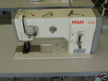 Pfaff 1246 Industrial Double Needle Walking Foot Machine