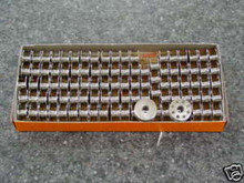 Bobbins for Single Needle Industrial Machines