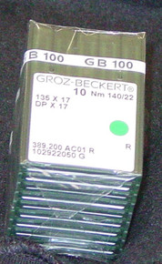 GROZ-BECKERT Sewing Needles 135 X 17  Most Popular System For Walking Foot
