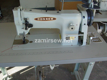 Consew 206RB5 Industrial Sewing Machine W/Needle Positioner Servo