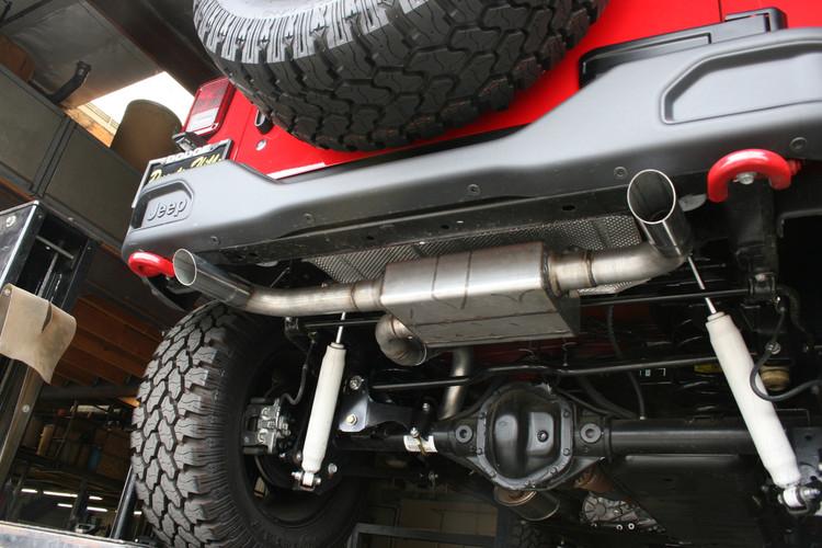 Jeep Wrangler Axelback