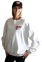 SpinTech White Sweat Shirt