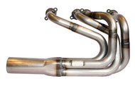 Sprint Car Headers, Forward Swept