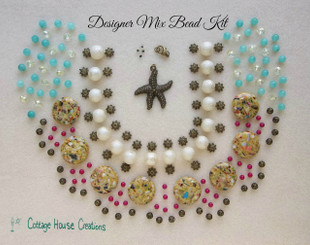 Sandy Shores Designer Mix Bead Kit