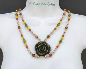 Summer Solstice Boho Necklace Kit