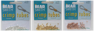 Crimp Tubes BeadSmith 2x2mm Thick Walled