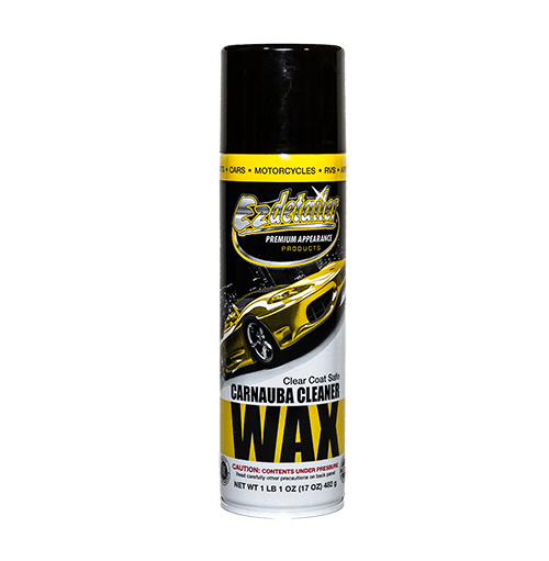 Carnauba Cleaner Wax -Single Can