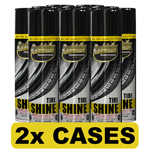 Tire Shine 24 Cans