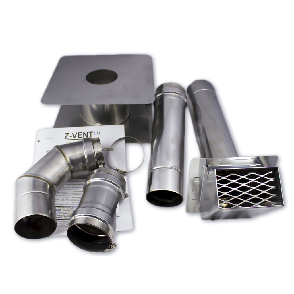 Horizontal Vent Kit for Eccotemp FVI12-NG