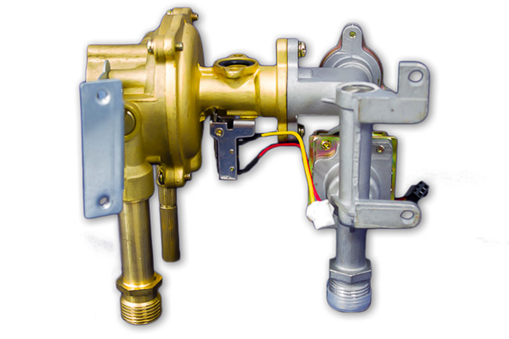 L10 Gas-Water Valve Assembly