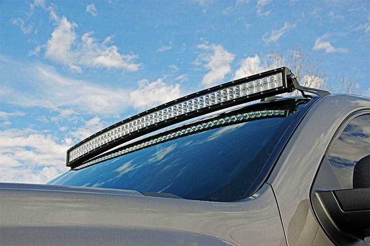 A beginners guide to led light bars for trucks apexlighting aloadofball Choice Image