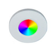 Orbit Spectrum RGBW Flush Mount LED Down Light