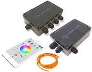 OceanDMX App Controller Kit (1-4 Lights)