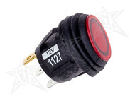 Lighted Rocker Switch - Waterproof