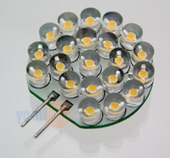 LED G4 Bulb RED CLEARANCE