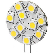2.2W LED Bulb G4 Side-Pin