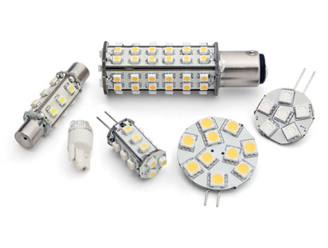 Light Bulbs  sc 1 th 195 & LED Lighting for Boats Marine Docks Yachts and Landscaping