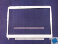 "Brand New Laptop Notebook Silver 15.4"" LCD Screen Front Bezel 013-000A-9223-A For Sony Vaio VGN-NS Series"