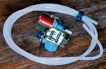 GENERAL ELECTRIC  Solenoid Valve  WR57X95   New OEM    FREE SHIPPING  WITHIN US!!!!!!
