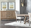 Braxton French Grey Buffet Sideboard with Nailheads