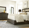 Hollywood Hills, California Rustic Oak 8 Drawer Bedroom Dresser