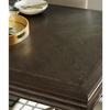 California Rustic Oak extendable dining tables