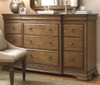 Louis Philippe Solid Wood 12 Drawers Dressers