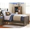 Soho Kids Twin Size Metal Panel Bed Frame