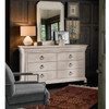 Universal Elan Dresser, White