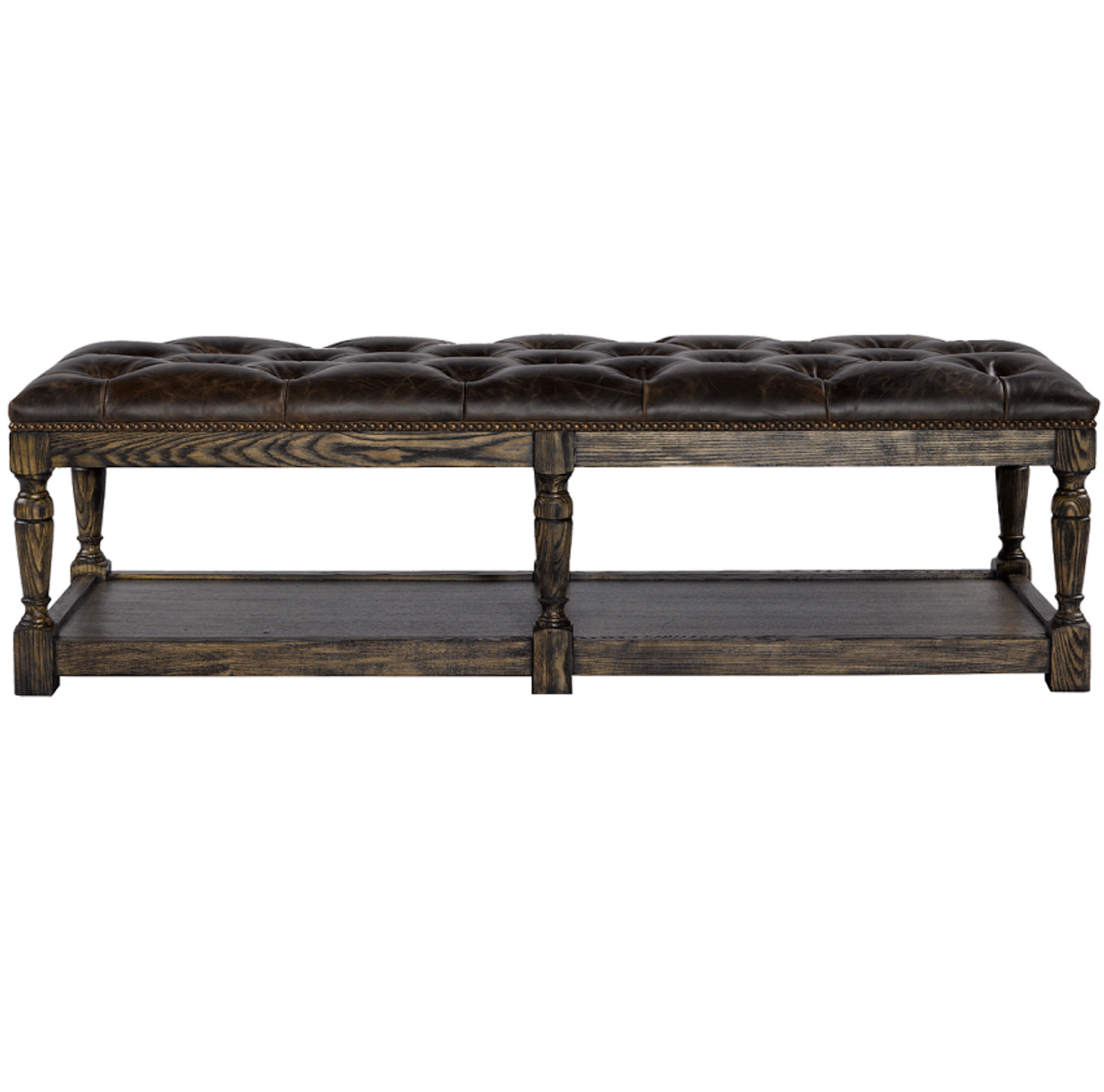 Valencia Leather Upholstered Tufted Bedroom Bench Zin Home : leatherottoman812581330647156 from www.zinhome.com size 852 x 842 png 346kB