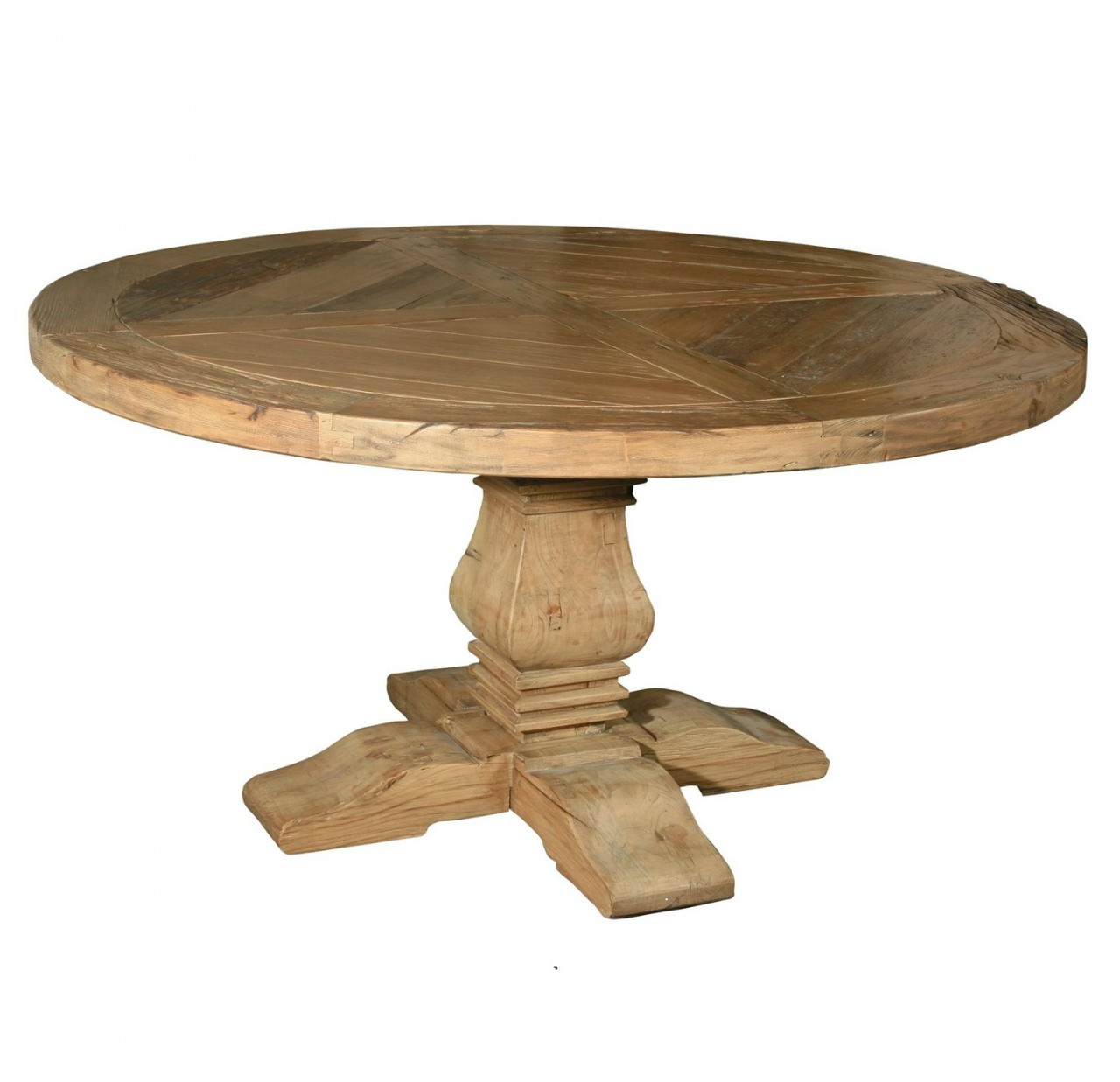 60 round dining tables pedestal 60 quot dining table reclaimed wood 3936